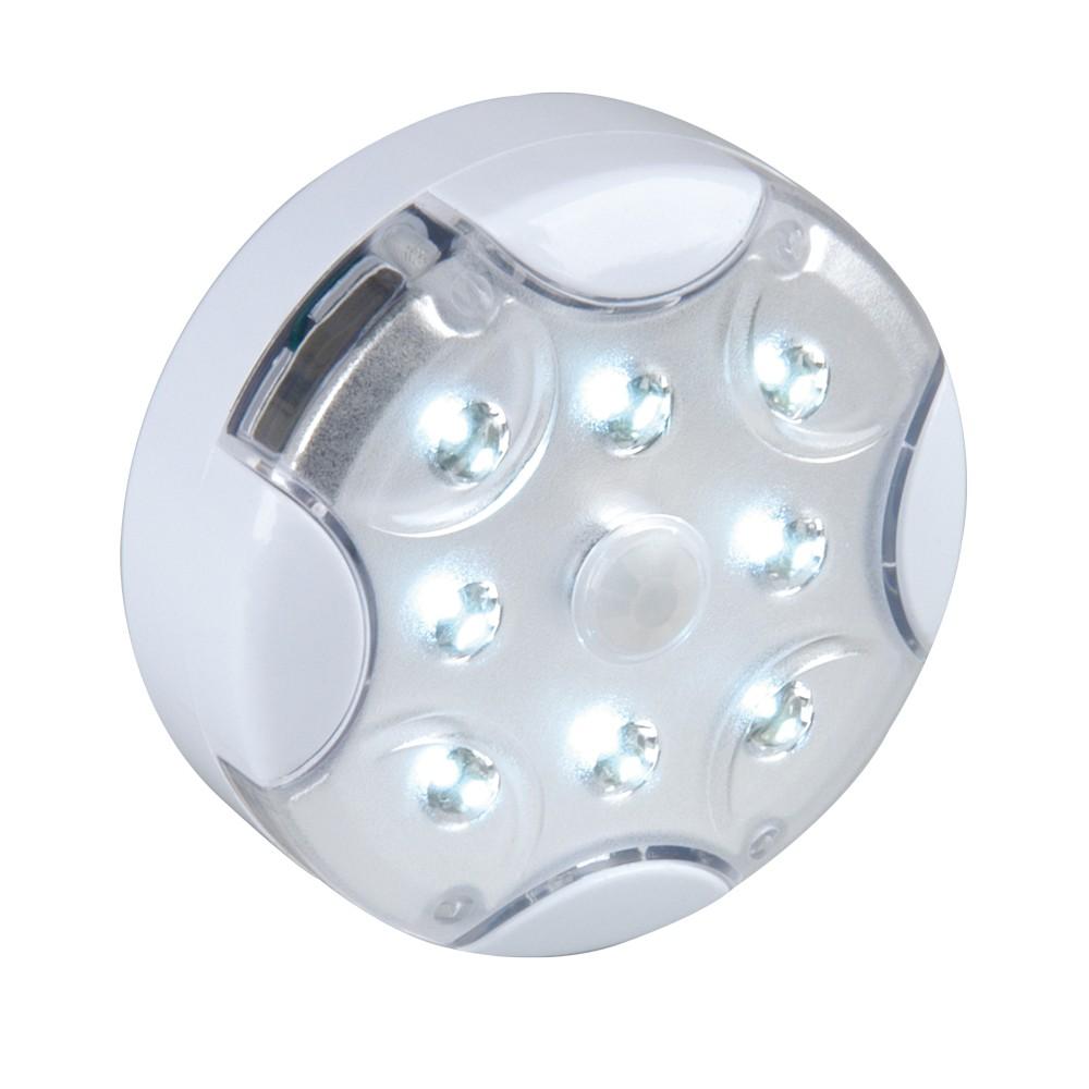 Dedeman Lampa De Veghe Led Cu Senzor Miscare Unitec 41648 Dedicat