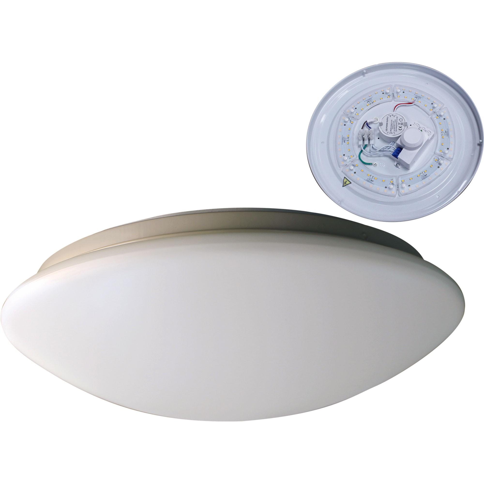 Dedeman Plafoniera LED cu senzor Hoff 12W D300 NW - Dedicat planurilor tale