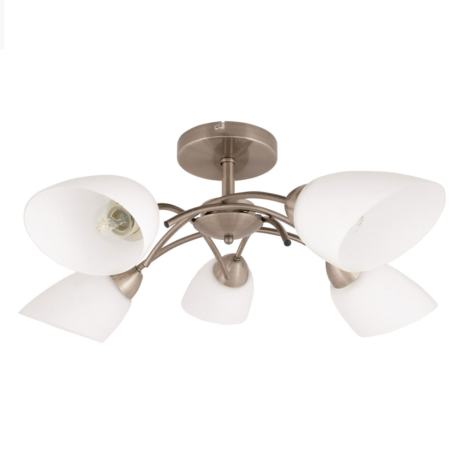 dedeman plafoniera viletta 5 x e27 8141511 lustre plafoniere lustre si candelabre iluminat. Black Bedroom Furniture Sets. Home Design Ideas