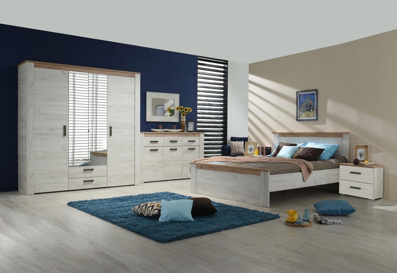 Dormitor Alb Dedeman