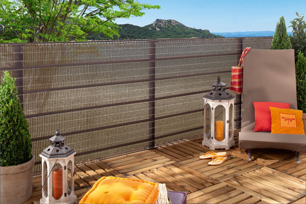 dedeman plasa protectie vizuala havana polietilena maro 1 x 3 m dedicat planurilor tale. Black Bedroom Furniture Sets. Home Design Ideas