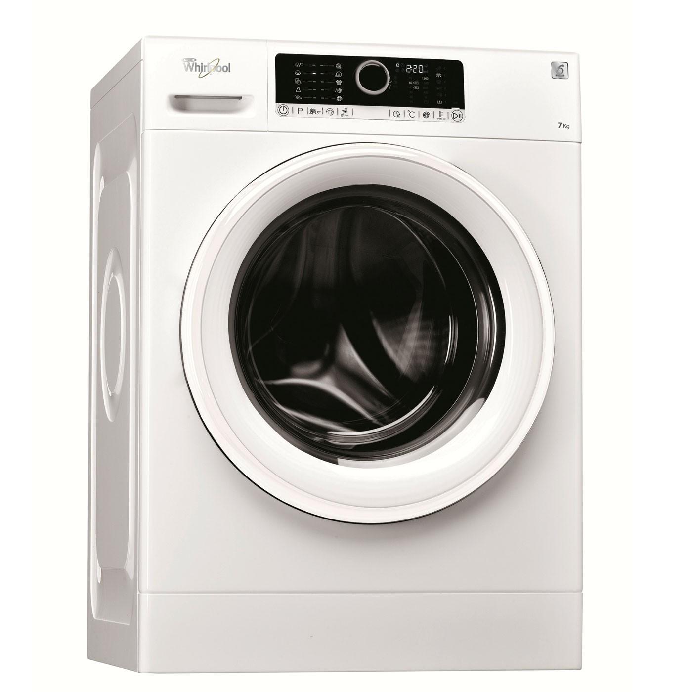 dedeman masina de spalat rufe whirlpool fscr 70211. Black Bedroom Furniture Sets. Home Design Ideas