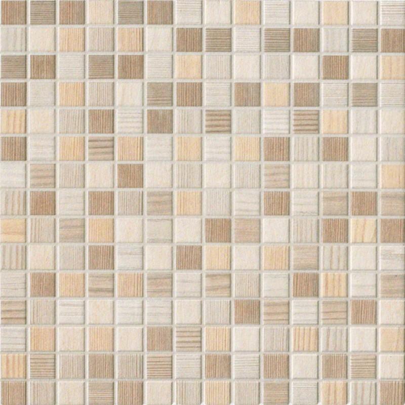 Dedeman Faianta Baie Bucatarie Roma Bej Mata Mozaic 34 X 34 Cm