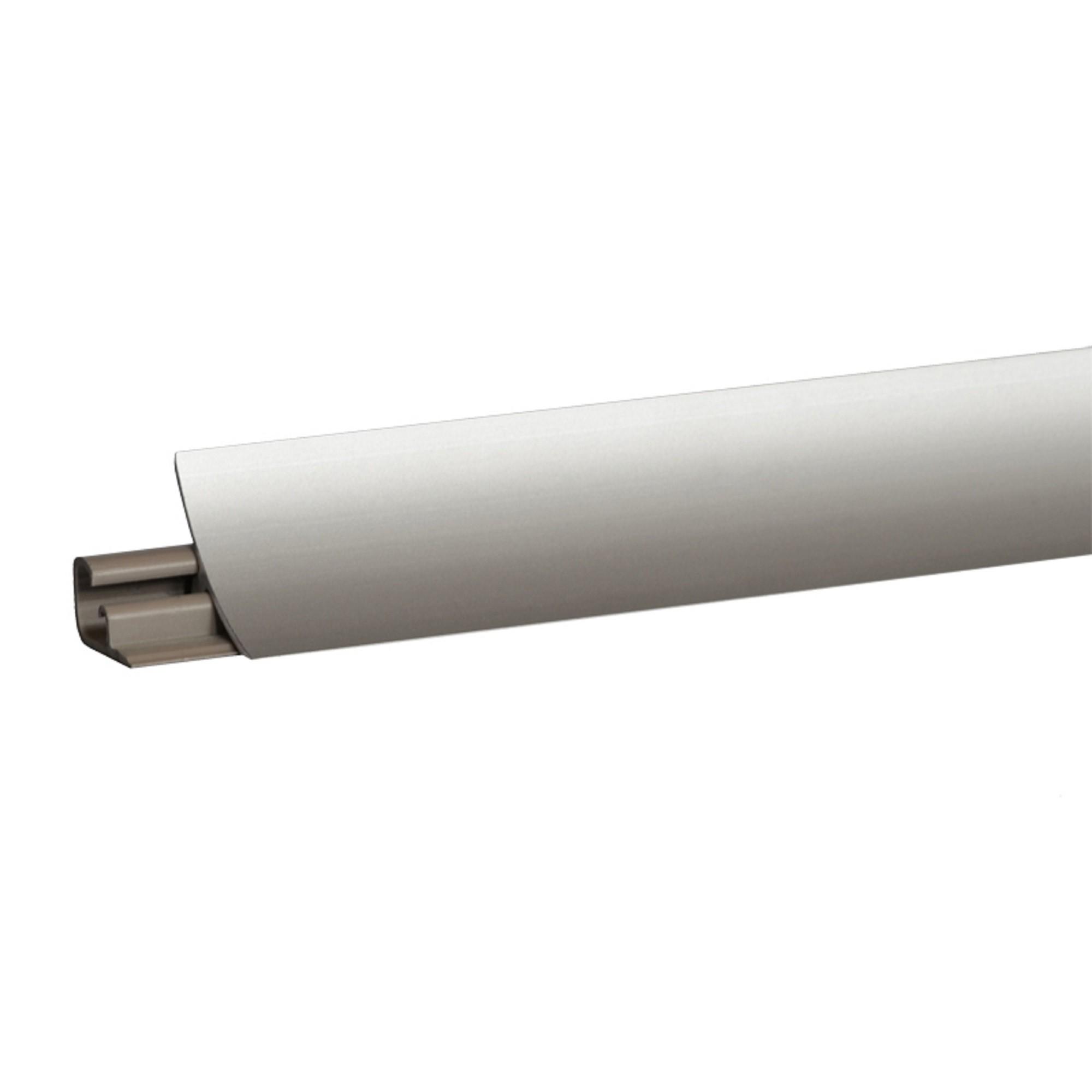 Dedeman Plinta Aluminiu Pentru Blat Bucatarie Lira Gri 23 Mm 3 M Dedicat Planurilor Tale