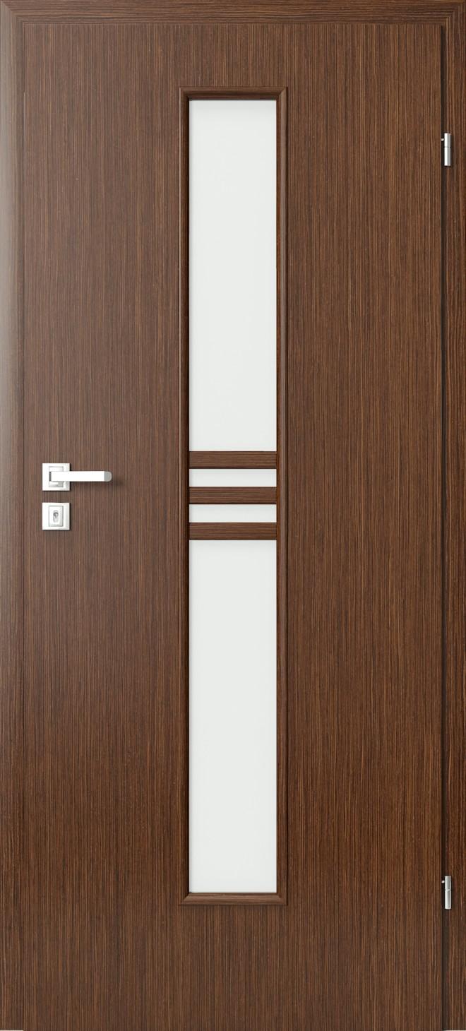 Dedeman Usa Interior Celulara Cu Geam Porta Doors Verte Stil