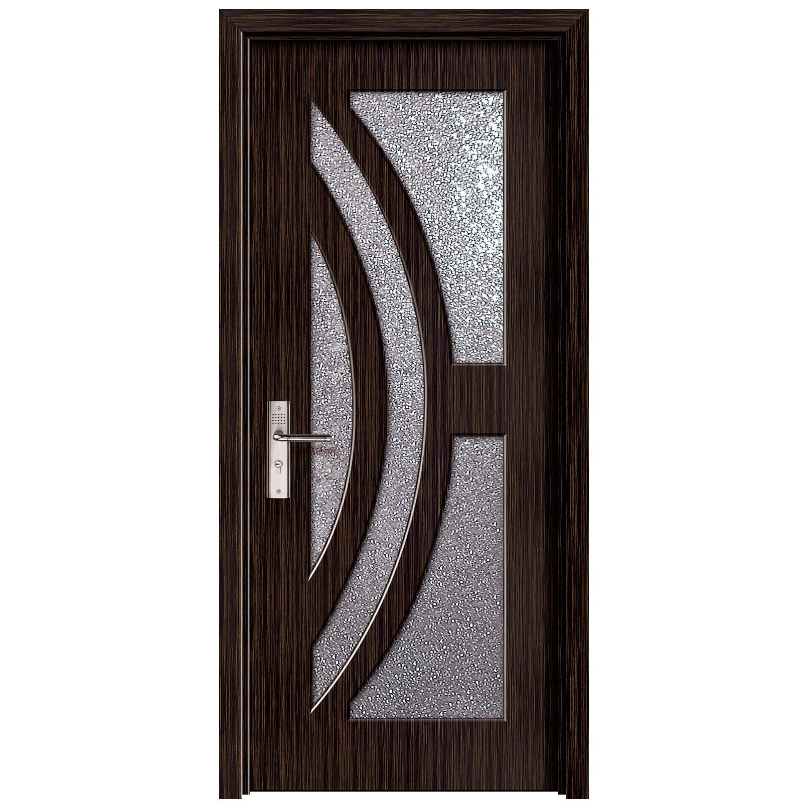 Dedeman Usa De Interior Din Lemn Cu Geam Super Door F11 88 T Stanga