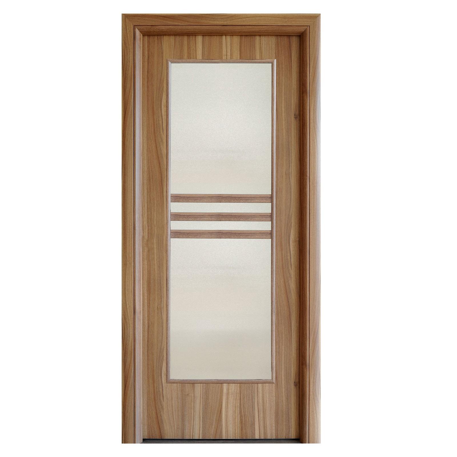 Dedeman Usa Interior Celulara Cu Geam Eco Euro Doors R80 Dreapta