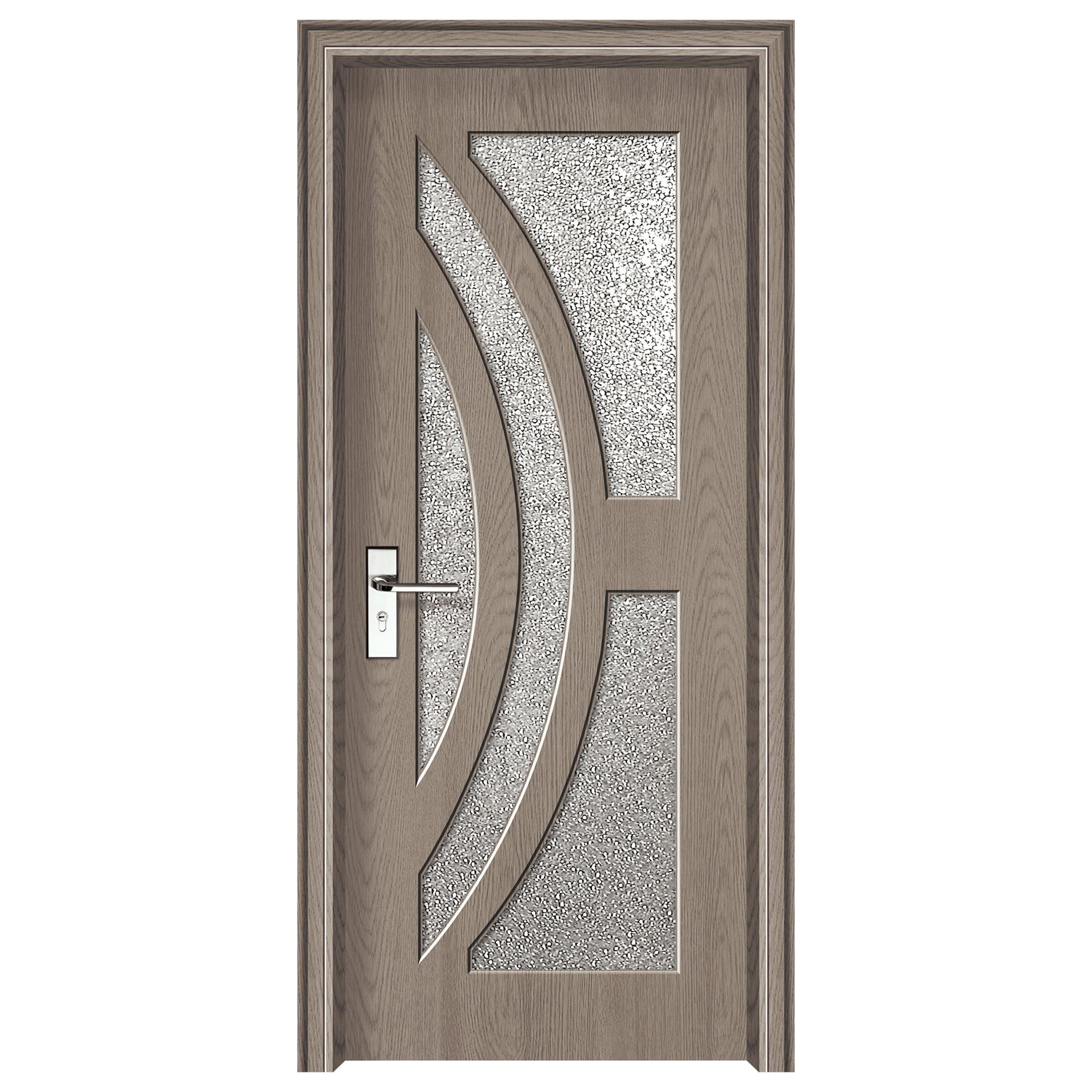 Dedeman Usa De Interior Din Lemn Cu Geam Super Door F11 88 P Stanga