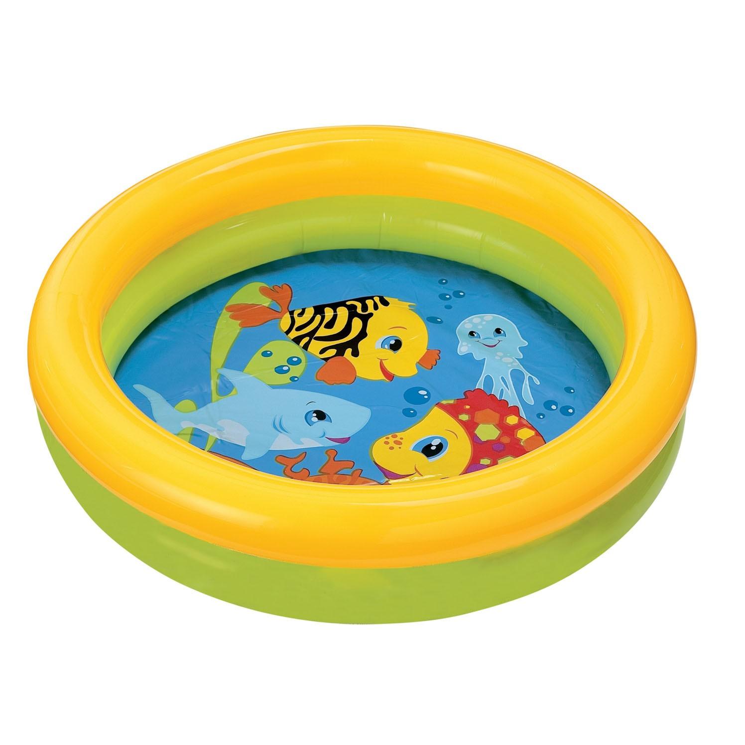 Dedeman piscina gonflabila intex my first pentru copii for Piscina inflable intex para bebe