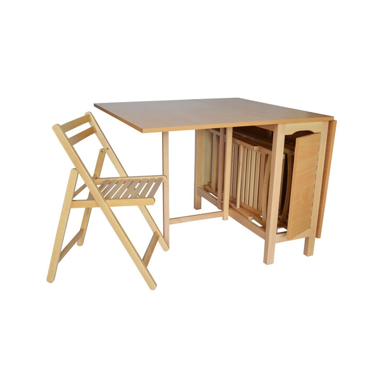 Dedeman set masa plianta cu 4 scaune bucatarie cucina for Masa cu scaune dedeman