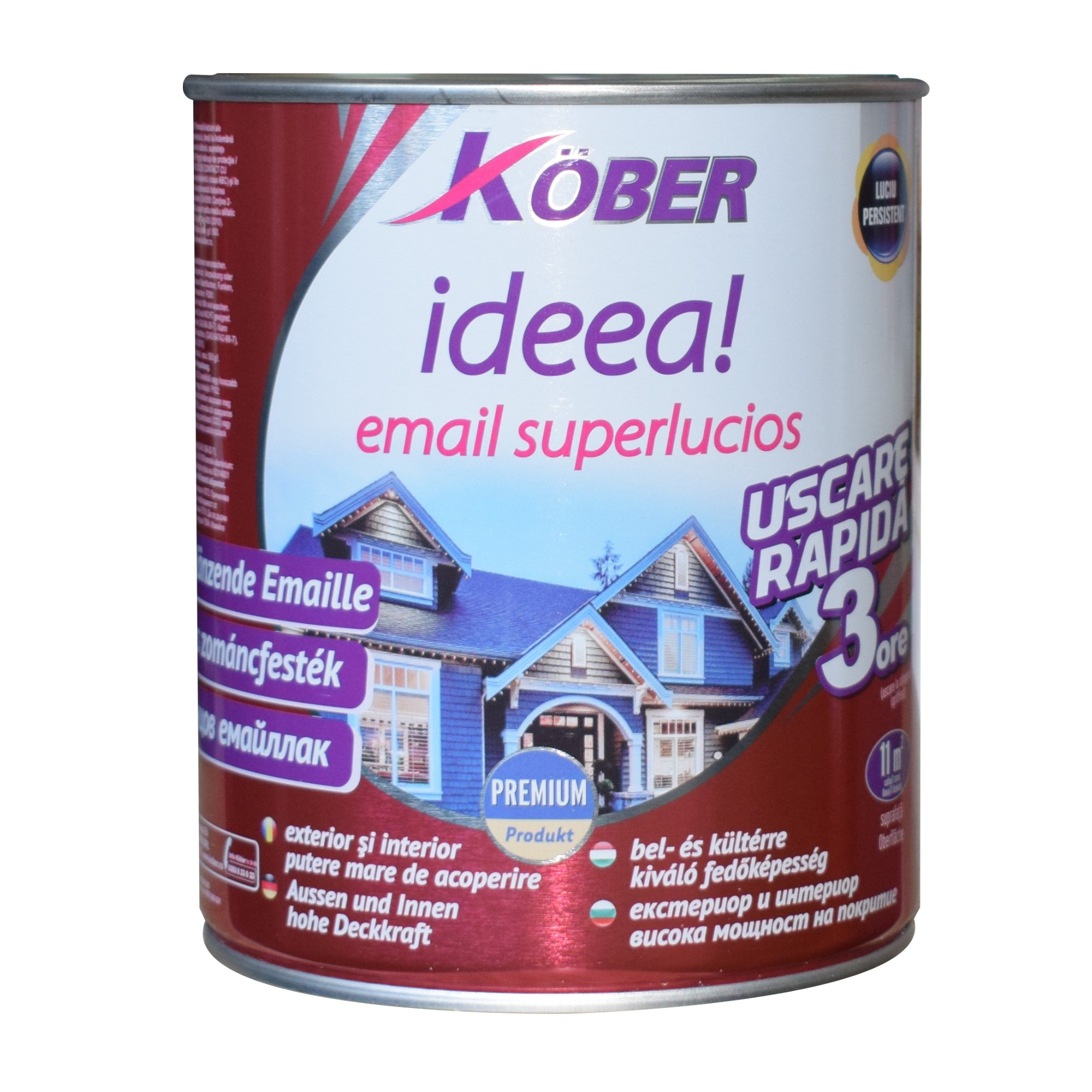 Dedeman Vopsea Alchidica Pentru Lemn Metal Kober Ideea Interior