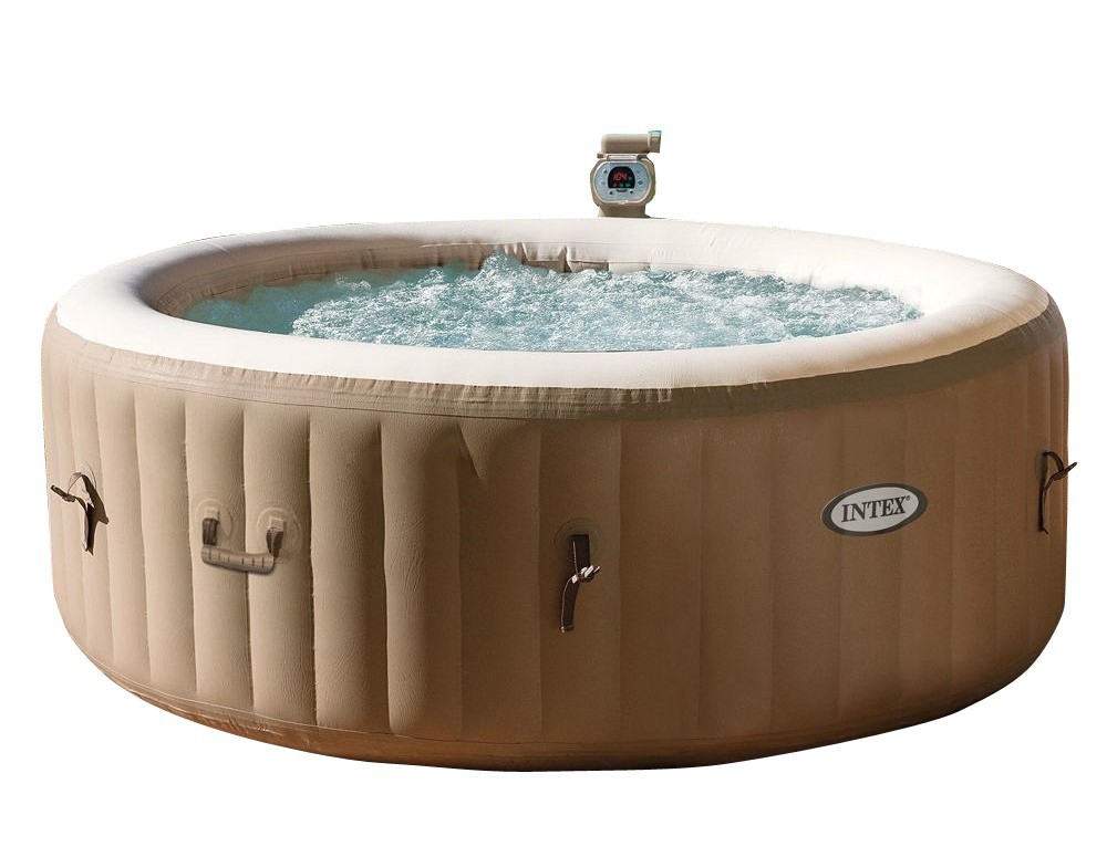 Dedeman piscina gonflabila intex spa therapy 28404 cu for Piscine intex amazon