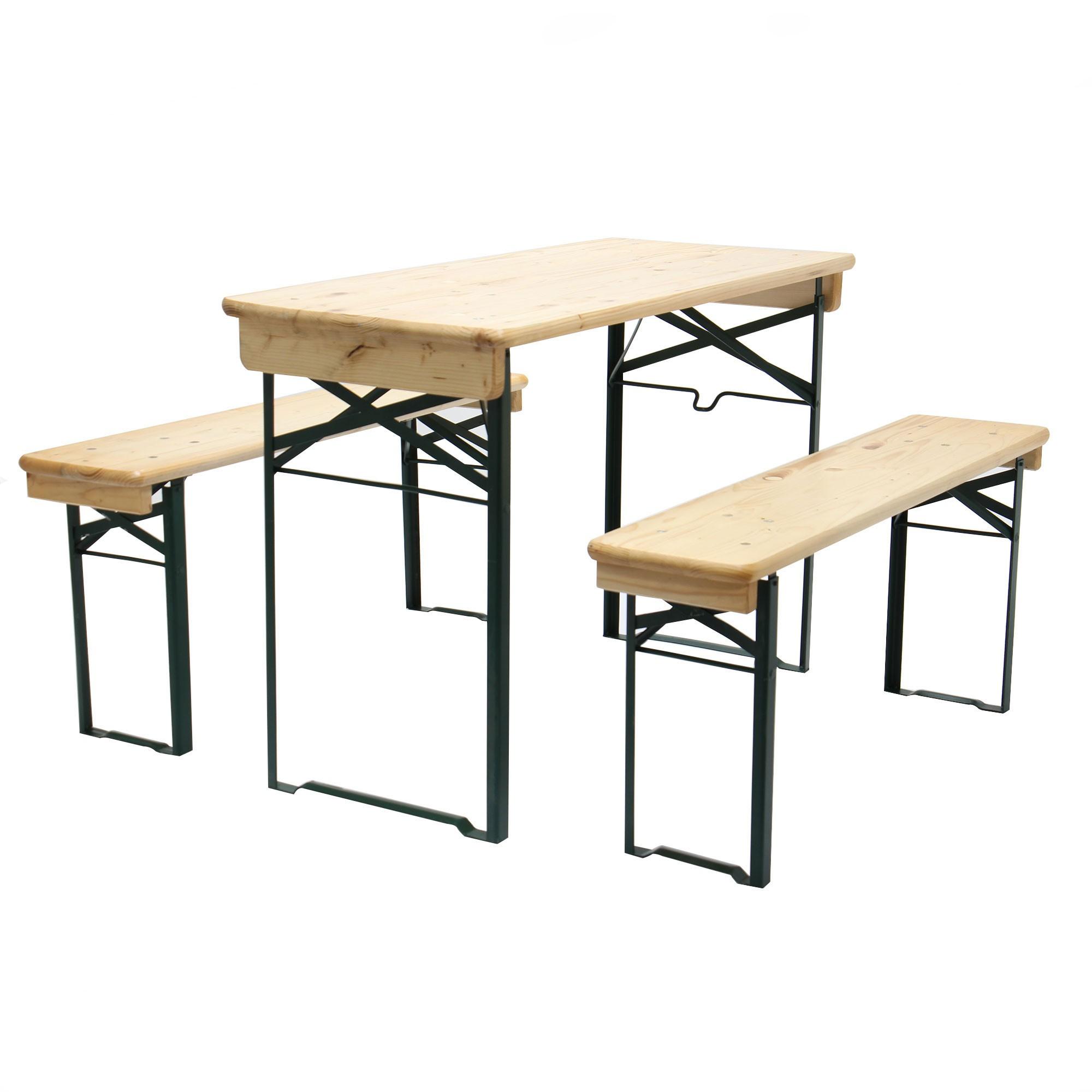 Dedeman set berarie masa cu 2 banci din metal cu lemn for Masa cu scaune dedeman