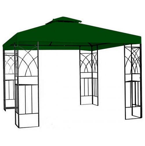Dedeman Pavilion Cu Cadru Metalic 3 X 3 M Dedicat Planurilor Tale