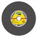 Disc debitare inox, Klingspor A 36 R Supra, 180 x 22.23 x 2.5 mm