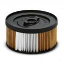 Filtru cilindric pentru aspirator WD 4-5 Karcher 6.414-960.0, 205 x 100 x 250 mm