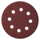 Disc cu autofixare pentru lemn, metal Klingspor PS 22 K 89489 granulatie 80 125 mm