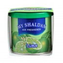 Odorizant auto gel My Shaldan Lime