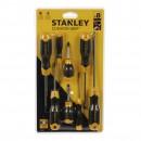 Set 8 surubelnite mixte, Stanley Cushion 0-65-011
