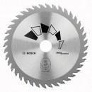 Disc circular, pentru lemn, Bosch Standard, 2609256819, 190 x 20 mm