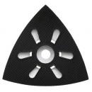 Placa slefuire delta, Bosch 2609256956, 93 mm