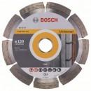 Disc diamantat, cu segmente, pentru debitare beton / piatra, Bosch Standard for Universal, 150 x 22.23 x 2 x 10 mm, 2608602193