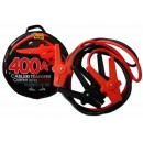 Cablu curent auto, 400 Ah, 2 m, set 2 bucati