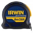 Ruleta cu protectie si magnet, Irwin Professional, 8 m