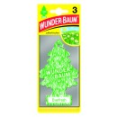 Odorizant auto pachet promo 2+1 Wunder-Baum Everfresh