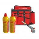 Set Rothenberger Hot Bag, arzator + 2 butelii Mappgas + geanta textila