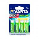 Acumulator Varta Power 56756, R6 ( AA ), 2400 mAh, 4 buc