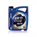 Ulei motor auto Elf Evolution Full-Tech FE, 5W-30, 5 L
