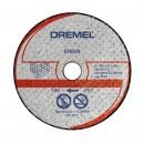 Disc debitare zidarie, Dremel DSM520, 20 x 2 mm
