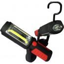 Lampa de lucru LED Hoff, 3W, reglabila