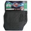 Covorase auto Carmax, pentru Ford, PVC, 70 x 50 x 1.5 cm, set 4 bucati