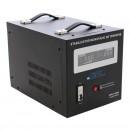 Stabilizator de tensiune hibrid, cu releu si servomotor, Conter AVR SVRH 10000VA / 7500W