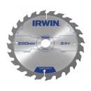 Panza circulara CMS pentru lemn Irwin 250x3x30 Z24