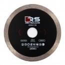 Disc diamantat, continuu, pentru debitare placi ceramice, Red Square DDC125, 125 x 22.23 x 2 mm