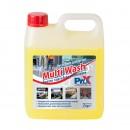 Solutie pentru spalare suprafete exterioare, Pro-X Multiwash,  2 l