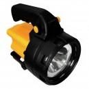 Lanterna LED COB cu acumulator, reincarcabila, Hoff, 3W
