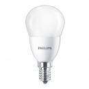 Bec LED Philips mini P48 FR E14 7W lumina neutra