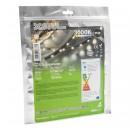 Banda LED dublu adeziva Arelux Xfill 24V 12W/m lumina calda 5 m IP20