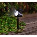 Proiector solar LED Hoff, 15 lumeni, 31 cm