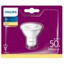 Bec LED Philips spot GU10 4.7W lumina calda