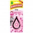 Odorizant auto Wunder-Baum Clip, Bubble Gum