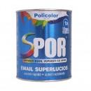 Vopsea alchidica pentru metal, Spor interior / exterior, bleumarin, 0.75 L