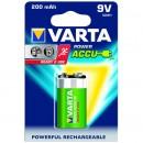 Acumulator Varta Power 56722, 9V, 200 mAh