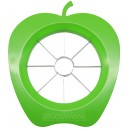 Feliator mere, 42015, inox + plastic, rosu + verde, 16 x 14 cm