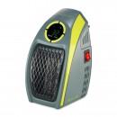 Aparat de incalzit Rovus Personal Heater, 2 trepte, 500 W, termostat reglabil, telecomanda