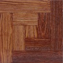 Gresie decor interior, universala, Madera maro tip parchet mata PEI. 2 31.6 x 31.6 cm